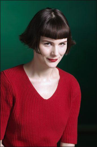 Balazsovics Edit, Actress