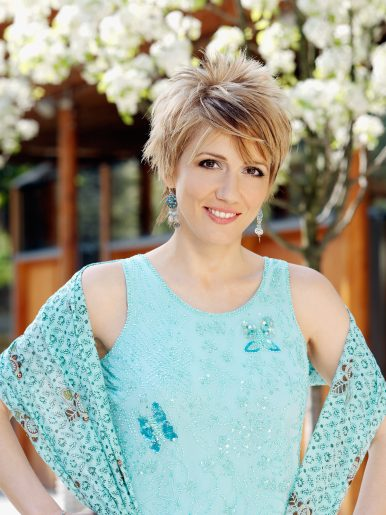 Barabas Eva, TV-Star