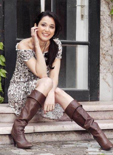 Gryllus Dorka, Actress