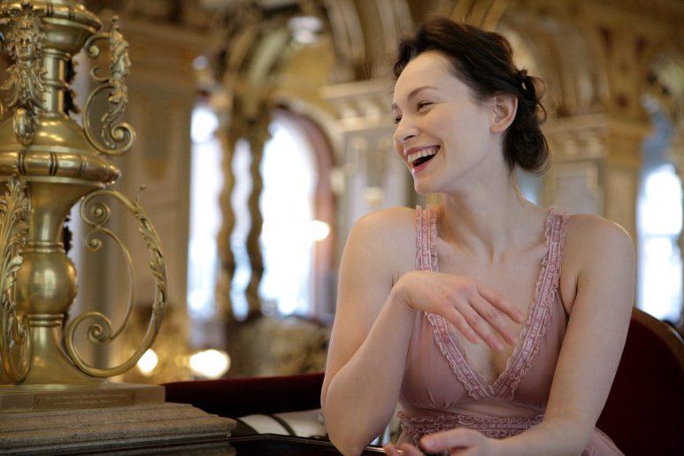 Hamori Gabi, Actress
